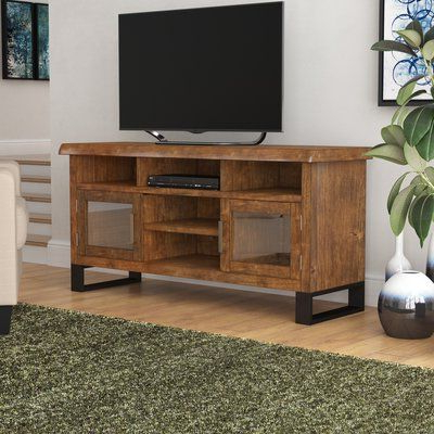 """Solid Regarding Famous Sahika Tv Stands For Tvs Up To 55"""" (View 5 of 10)"""