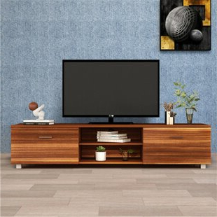 """# Solid Wood Tv Stand For Tvs Up To 49east Urban Home In Newest Oglethorpe Tv Stands For Tvs Up To 49"""" (View 2 of 10)"""