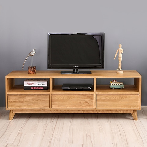 Space Saving Gaming Storage Tv Stands Intended For Famous Scandinavian Modern Japanese Style Wood Tv Cabinet Ikea Tv (View 7 of 10)