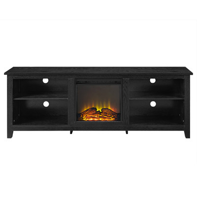 """Sunbury Tv Stand With Electric Fireplace – Goodglance Intended For Well Known Chicago Tv Stands For Tvs Up To 70"""" With Fireplace Included (View 8 of 10)"""