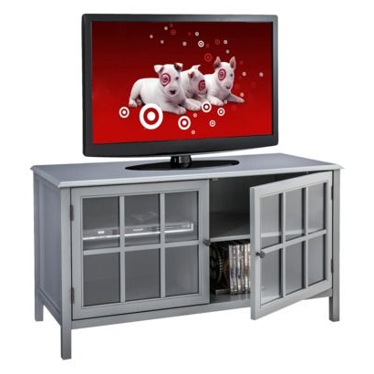 Target: Threshold™ Windham Media Cabinet Stands ($172 Within Favorite Petter Tv Media Stands (View 2 of 10)