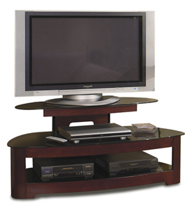 """Tech Craft Bw25125m Sorrento Series 50"""" Tv Stands Up To 50 For Famous Tv Stands For Tvs Up To 50"""" (View 9 of 10)"""
