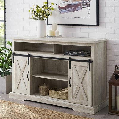 """Three Posts Kemble Tv Stand For Tvs Up To 56"""" & Reviews For Well Liked Kemble For Tvs Up To  (View 4 of 10)"""
