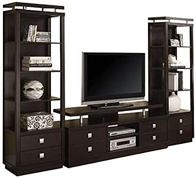 Trendy Corona Grey Flat Screen Tv Unit Stands Throughout Amazon: Ikea Expedit Entertainment Center Tv Stand Up (View 8 of 10)