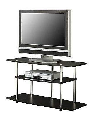 Trendy Deco Wide Tv Stands With Regard To Tv Stand Wide 42 Inch Flat Screen Basement Man Cave Living (View 7 of 10)