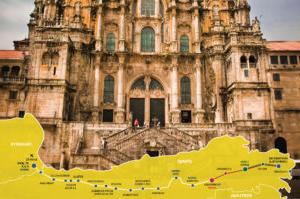 Trendy Erns Grundling Groepstap – Stap Die Camino In Santiago Tv Stands (View 9 of 10)