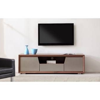 Tv Stand Brown, Tv (View 1 of 10)