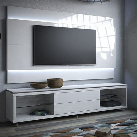 Tv Wall Unit, Floating Tv (View 6 of 10)