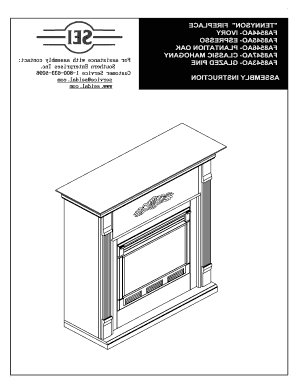 Twin Star Home Terryville Barn Door Tv Stands Inside 2018 Home Decorators Collection Fireplace Instructions (View 8 of 10)