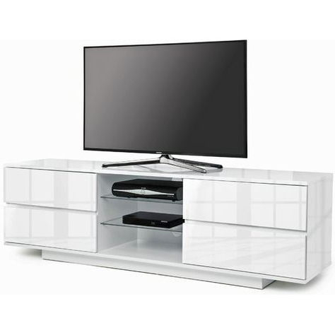 """Wade Logan Villanova Tv Stand For Tvs Up To 65"""" (View 8 of 10)"""