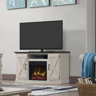 """Wayfair In Favorite Chicago Tv Stands For Tvs Up To 70"""" With Fireplace Included (View 10 of 10)"""