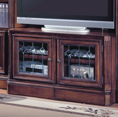 Wayfair Regarding Best And Newest 57'' Tv Stands With Led Lights Modern Entertainment Center (View 3 of 10)