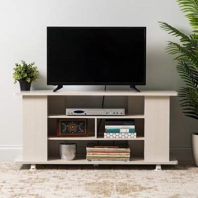 """Wayfair With Regard To Recent Caleah Tv Stands For Tvs Up To 50"""" (View 9 of 10)"""
