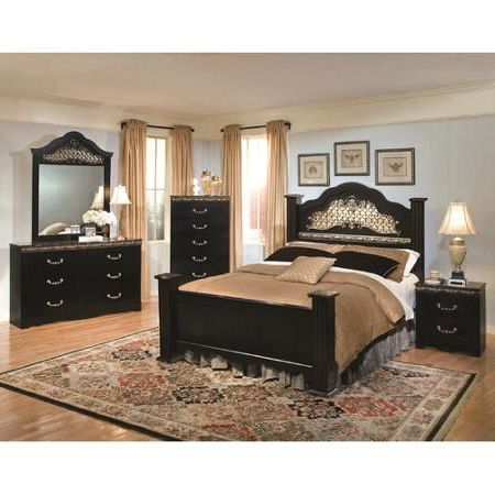 Well Known Felton Modern Style Pullout Sleeper Sofas Black Within Brady Furniture Industries Dixboro Four Poster Bedroom (View 9 of 10)