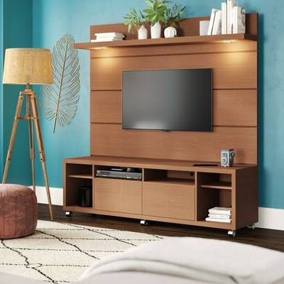 """Well Known Kinsella Tv Stands For Tvs Up To 70"""" Inside Wade Logan Julius Entertainment Center Tv Stand For Tvs Up (View 9 of 10)"""