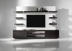 Well Known Polar Led Tv Stands Regarding Led Tv Unit, Television Unit, Tv Console, टीवी यूनिट – A (View 8 of 10)