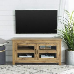 Well Known Scandi 2 Drawer White Tv Media Unit Stands In Tv Stand Entertainment Console Media Corner Storage (View 5 of 10)