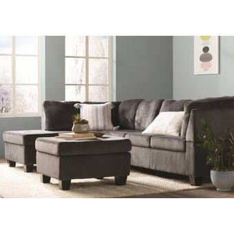 Well Known Serta At Home Palisades Reclining Sectional & Reviews Inside Setoril Modern Sectional Sofa Swith Chaise Woven Linen (View 5 of 10)