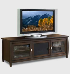 """Well Known Tech Craft Swp60 Credenza Avalon Series Tv Stand Up To 60 In Hal Tv Stands For Tvs Up To 60"""" (View 9 of 10)"""