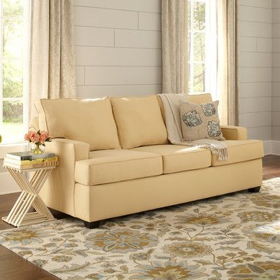 """Well Liked Clarkedale Cotton 80"""" Sofa (with Images) (View 9 of 10)"""