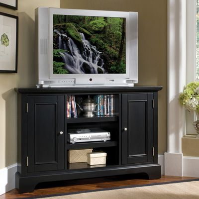 Well Liked Corner Tv Stands For Flat Screen Tvs (View 3 of 10)