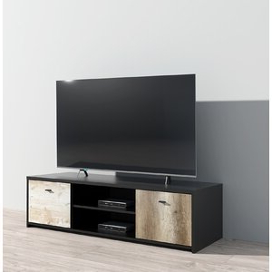 """Well Liked Ebern Designs Acad Tv Stand For Tvs Up To 88"""" (View 4 of 10)"""