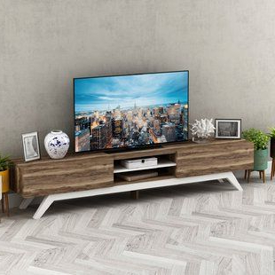 Well Liked Wade Logan Chester Hill Tv Stand For Tvs Up To 70 Regarding Logan Tv Stands (View 9 of 10)