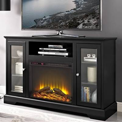 """Well Liked Whittier Tv Stand For Tvs Up To 50"""" With Fireplace With Virginia Tv Stands For Tvs Up To 50"""" (View 8 of 10)"""