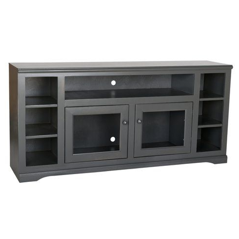 """Wentzel Solid Wood Tv Stand For Tvs Up To 75"""" (View 3 of 10)"""