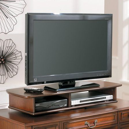 Wide Tv Swivel Stand – Pricey But Very Nice (View 2 of 10)
