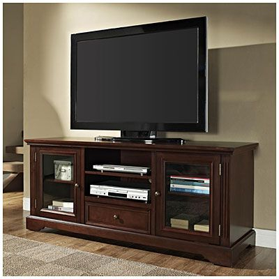 """Widely Used Glass Shelves Tv Stands For Tvs Up To 60"""" Inside 60"""" Tv Stand With Drawer (View 5 of 10)"""