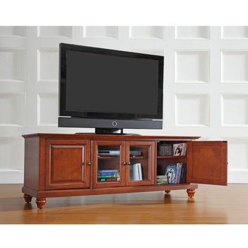 Winsome Wood Zena Corner Tv & Media Stands In Espresso Finish Pertaining To Trendy Television Stands Featuring Open Or Covered Storage (View 4 of 10)