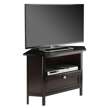 Zena Corner Tv Stands Regarding Latest Solid Beech Wood Entertainment Centerswinsome Wood (View 3 of 10)