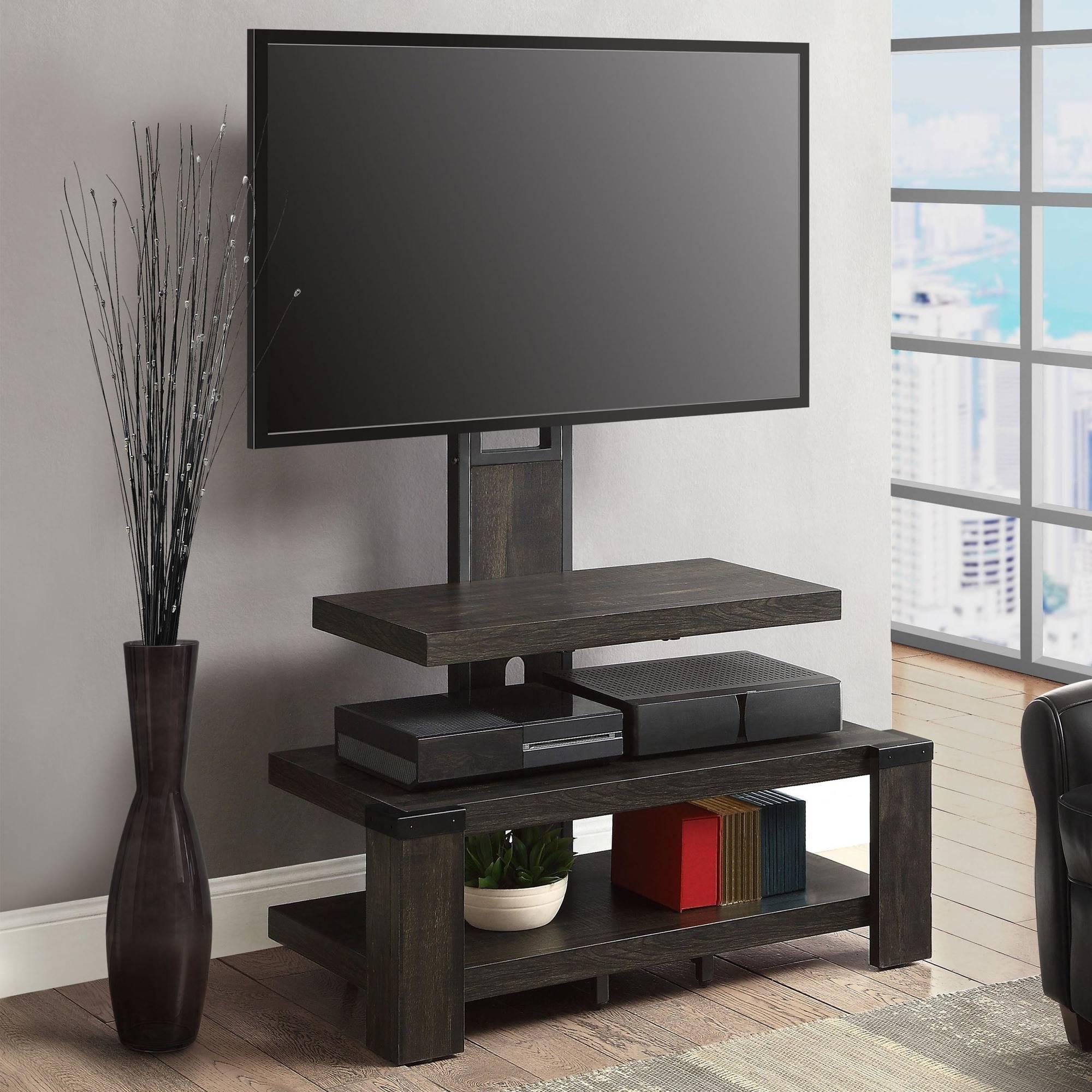 Modern Whalen Shelf Tv Stands (View 1 of 6)