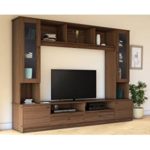 Most Current Tv Stands Inside China Malaysia Full Wooden Carbonized Featured Wall Tv (View 4 of 9)