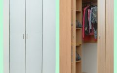1 Door Corner Wardrobes