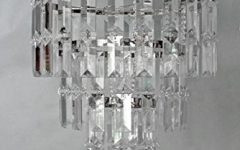 Faux Crystal Chandeliers