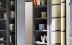 Secret Door Bookcases
