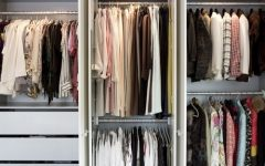 Double Rail Wardrobes