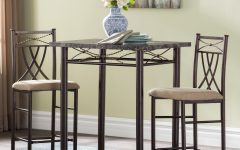 Cincinnati 3 Piece Dining Sets