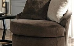 Circuit Swivel Accent Chairs
