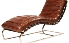 Curved Chaise Lounges