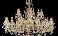 Ornate Chandeliers