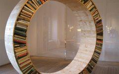 Round Bookcases