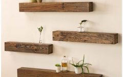 Handmade Wooden Shelves