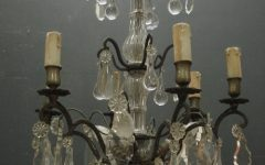 French Antique Chandeliers