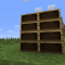 Minecraft Bookcases