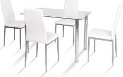Travon 5 Piece Dining Sets