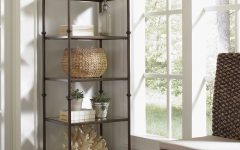 Caldwell Etagere Bookcases
