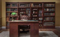 Classic Bookshelves